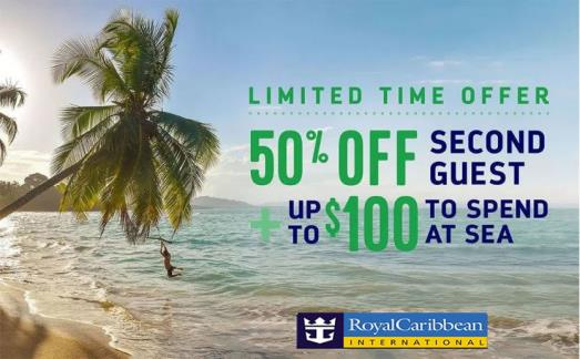 Royal Caribbean Cruise Sale