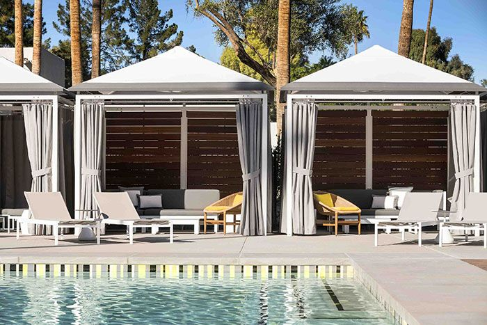 Andaz Scottsdale Resort & Bungalows pool